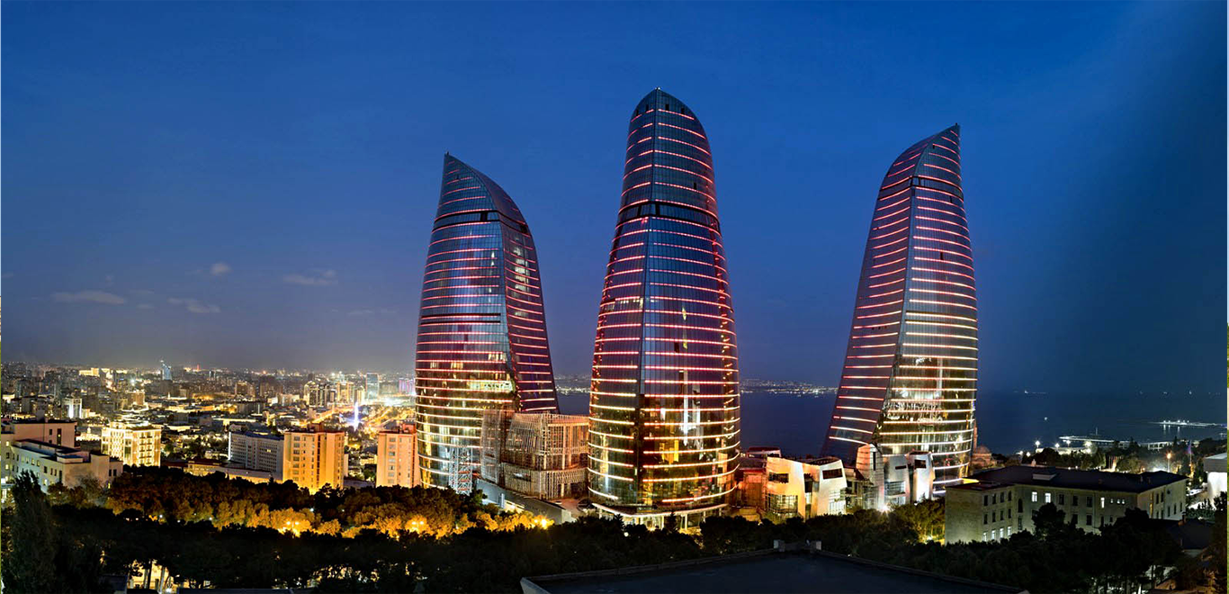azerbaijan hosting global events