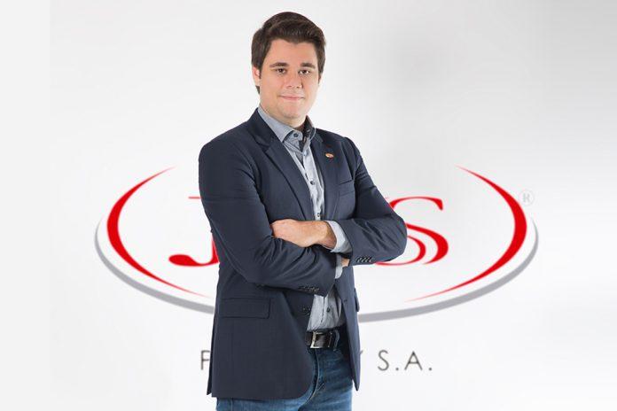 Felipe Azarias, President of JBS Paraguay