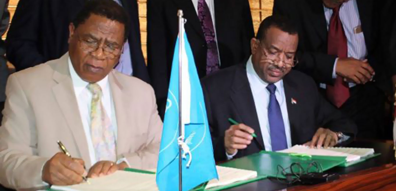 comesa funding agreement with sudan