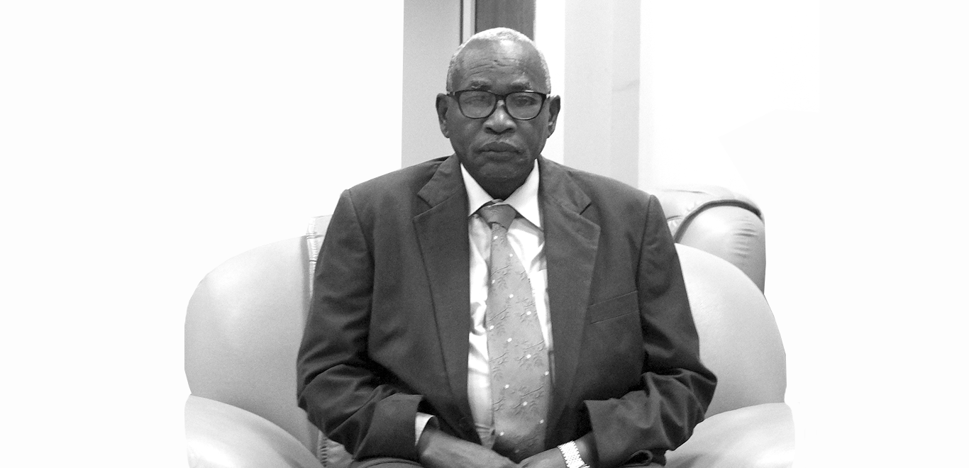 Musa Tibin Musa (MT), Minister of Livestock