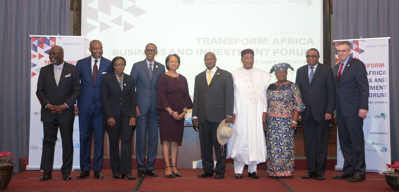 African Leaders call for Africa Business Investment Forum