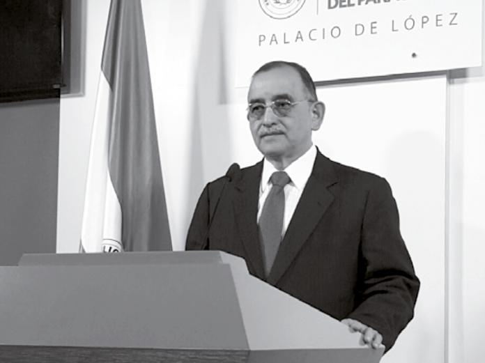 Ángel Recalde, Managing Director — Yacyretá