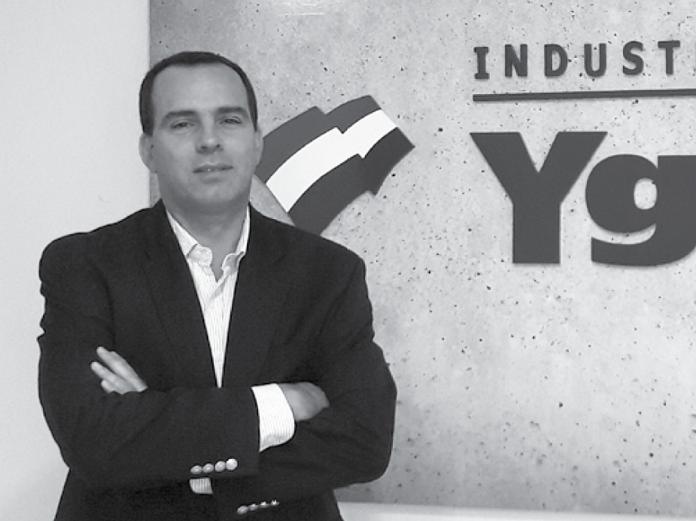 Matias Cardarelli, Managing Director — Yguazú Cementos