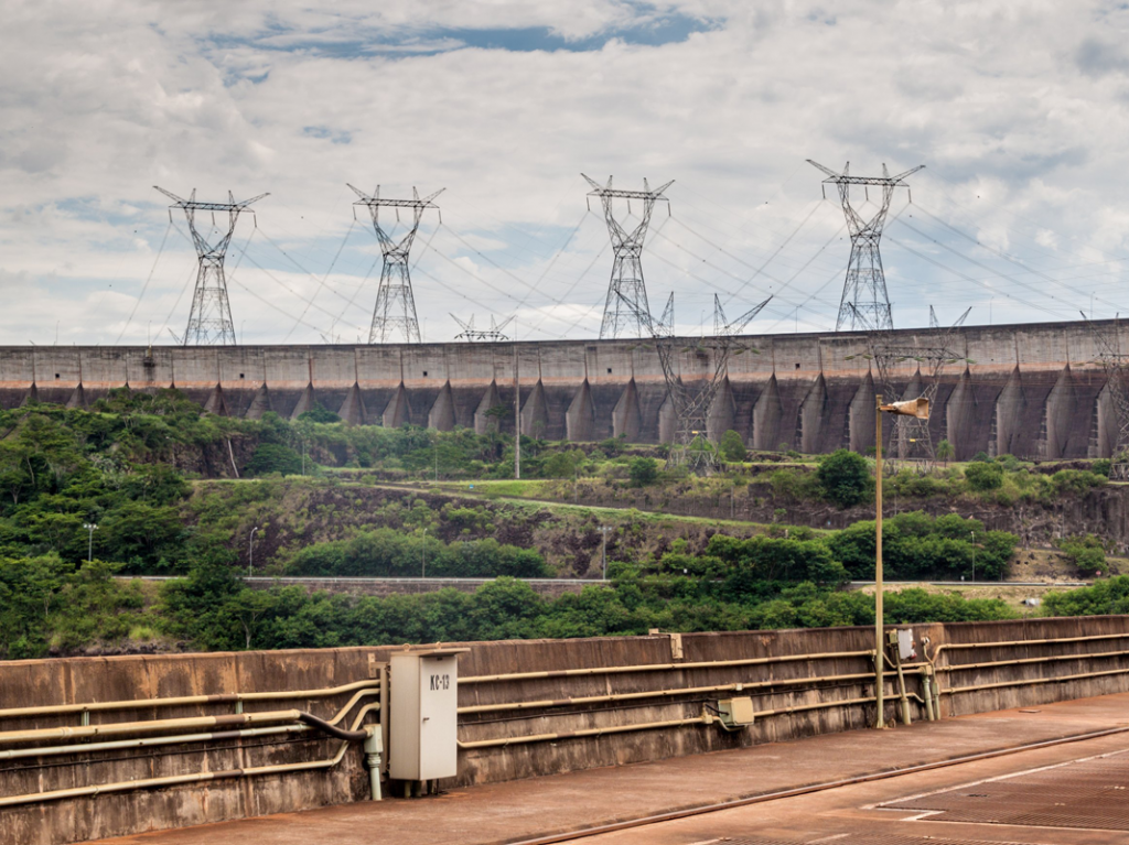 Paraguay energy electricity