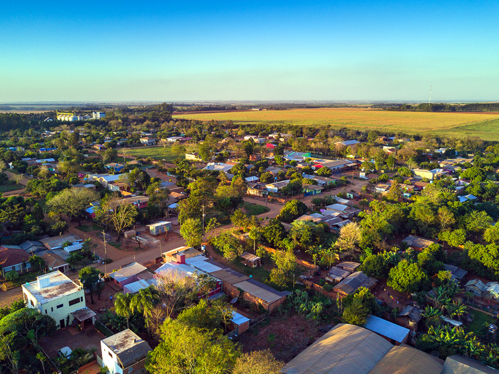 Neighbourhood Paraguay, South America