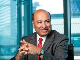 Chakrabarti, President of ERBD