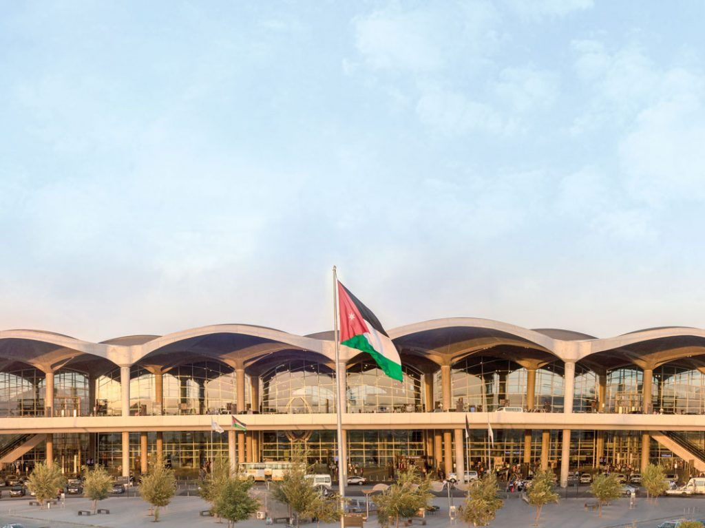 JOrdan's airport of Airport International Group