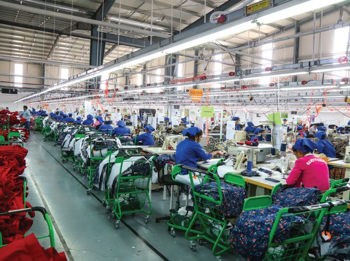 Manufacturing industry in Jordan